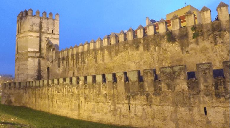 Tirana city wall