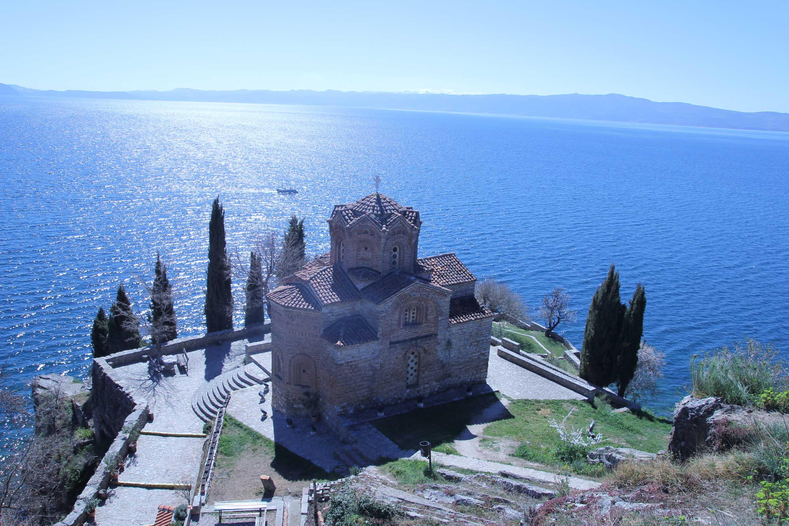 castle views near the sea