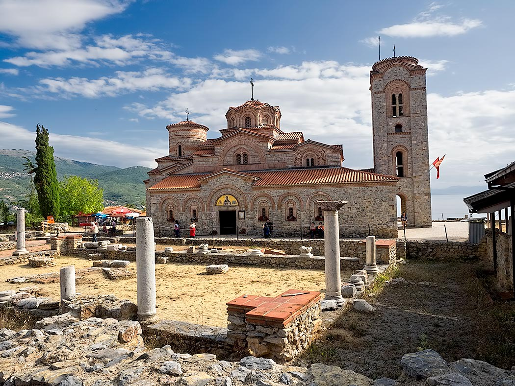 Church of Saints Clement and Panteleimon