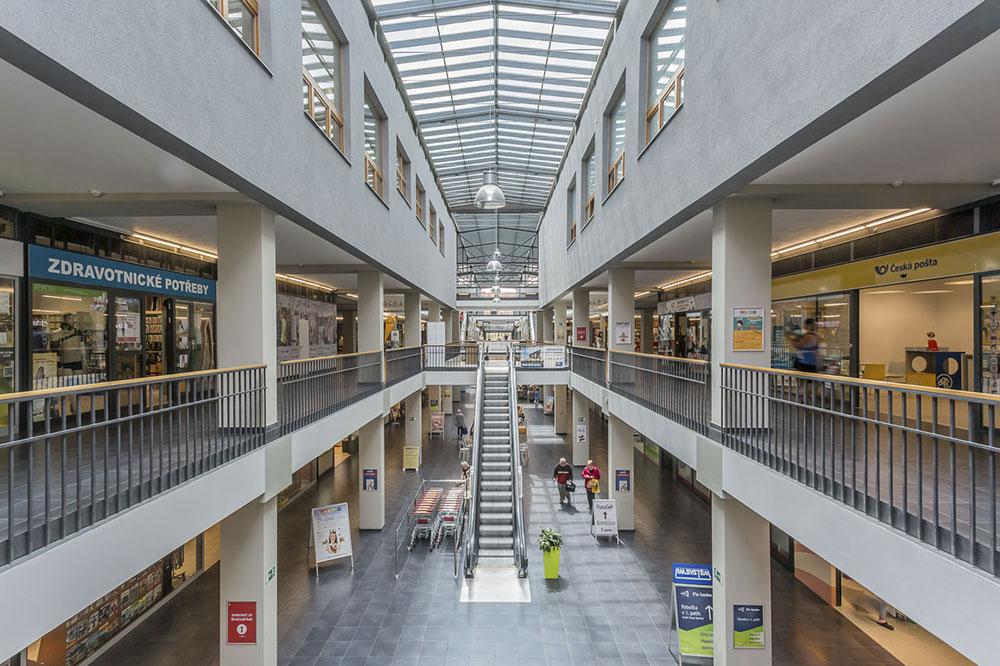 Shopping Area
