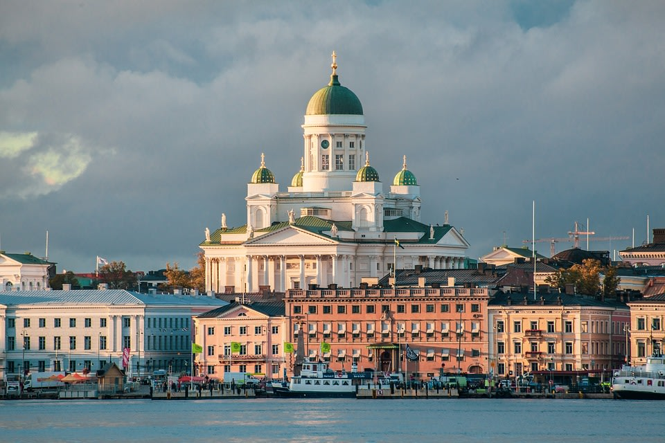 Visit the UNESCO Heritage Site of Helsinki Cathedral