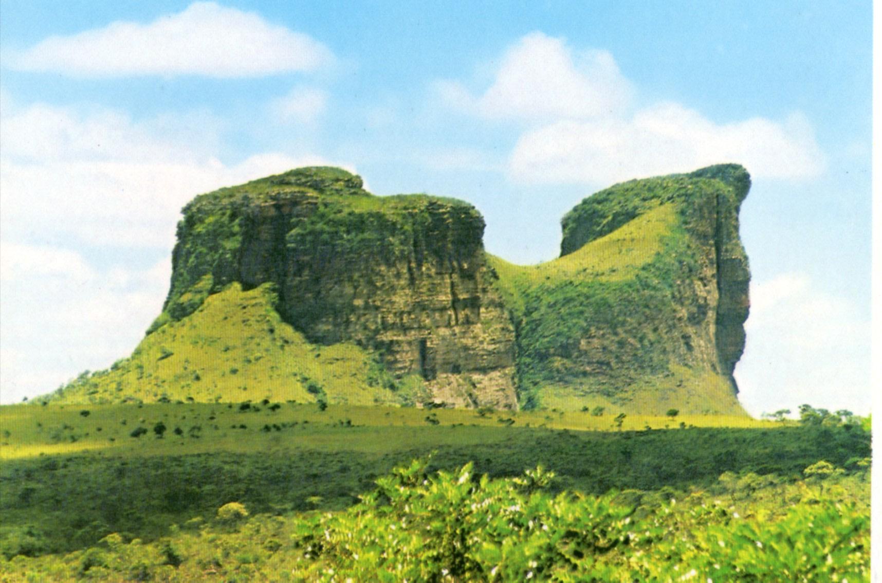 Admire Escarpments