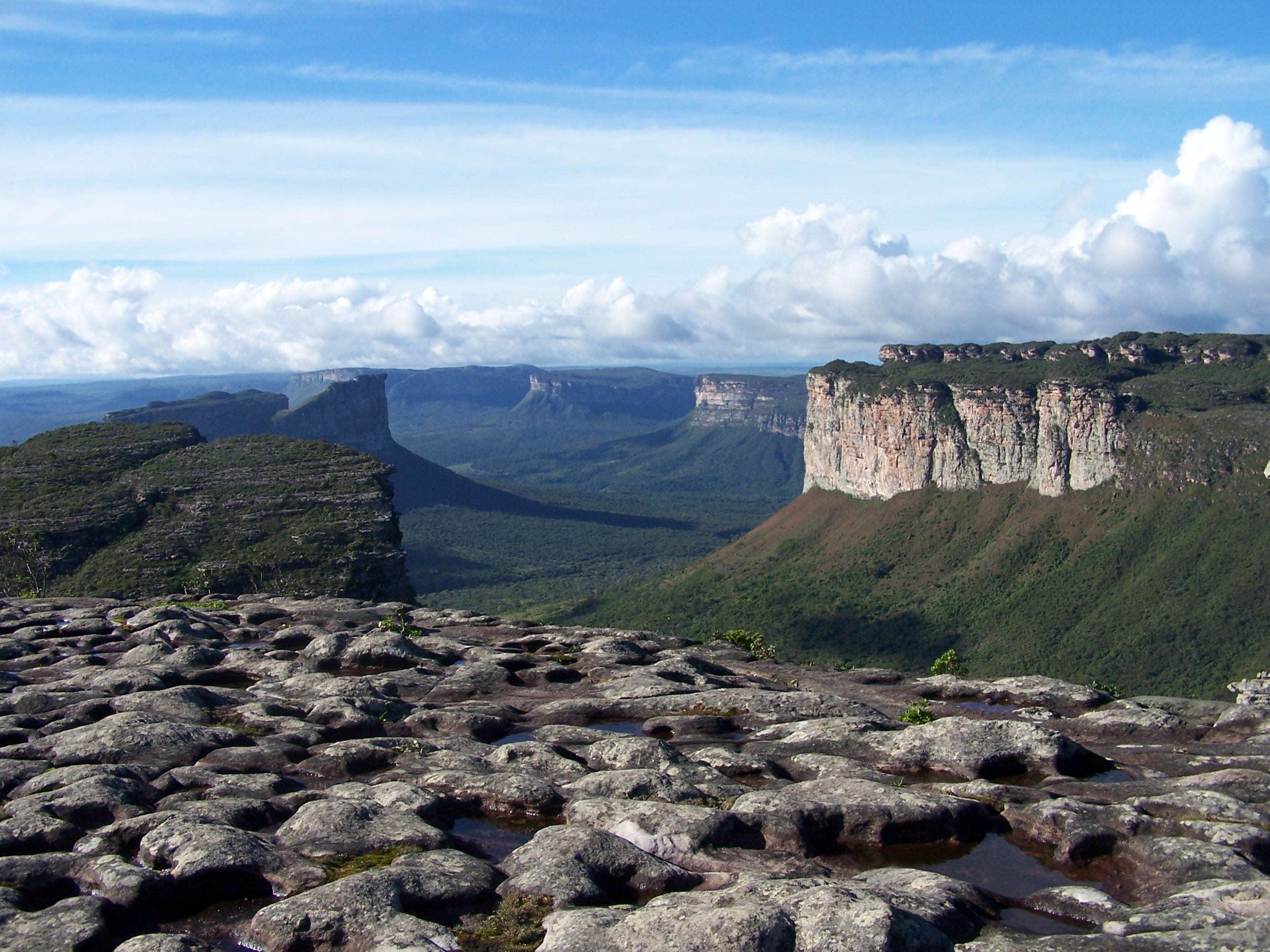 Climb the Pai Inácio Mountain