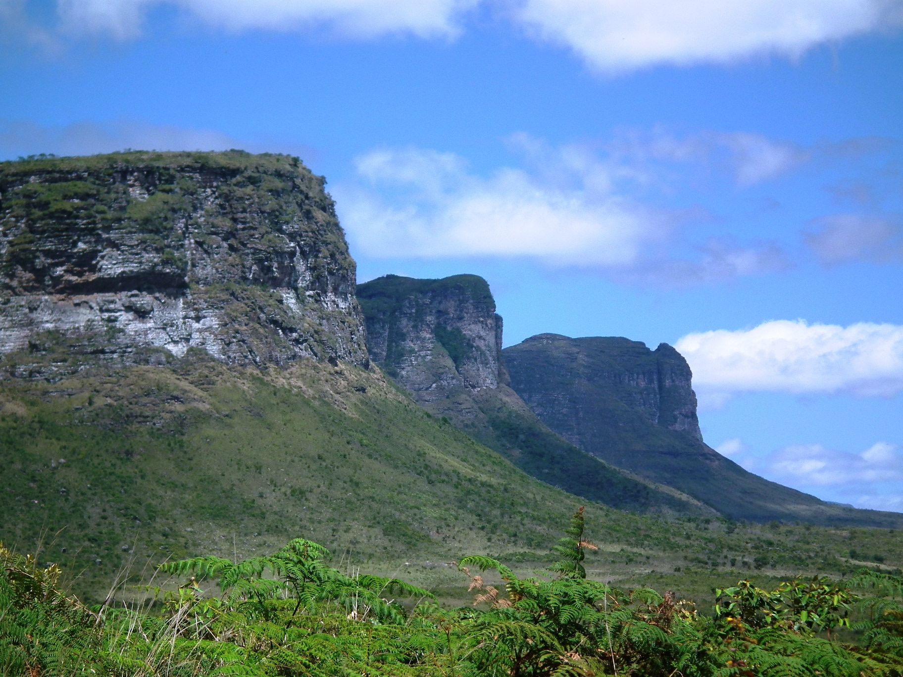 Admire Scenic Views of Cliffs