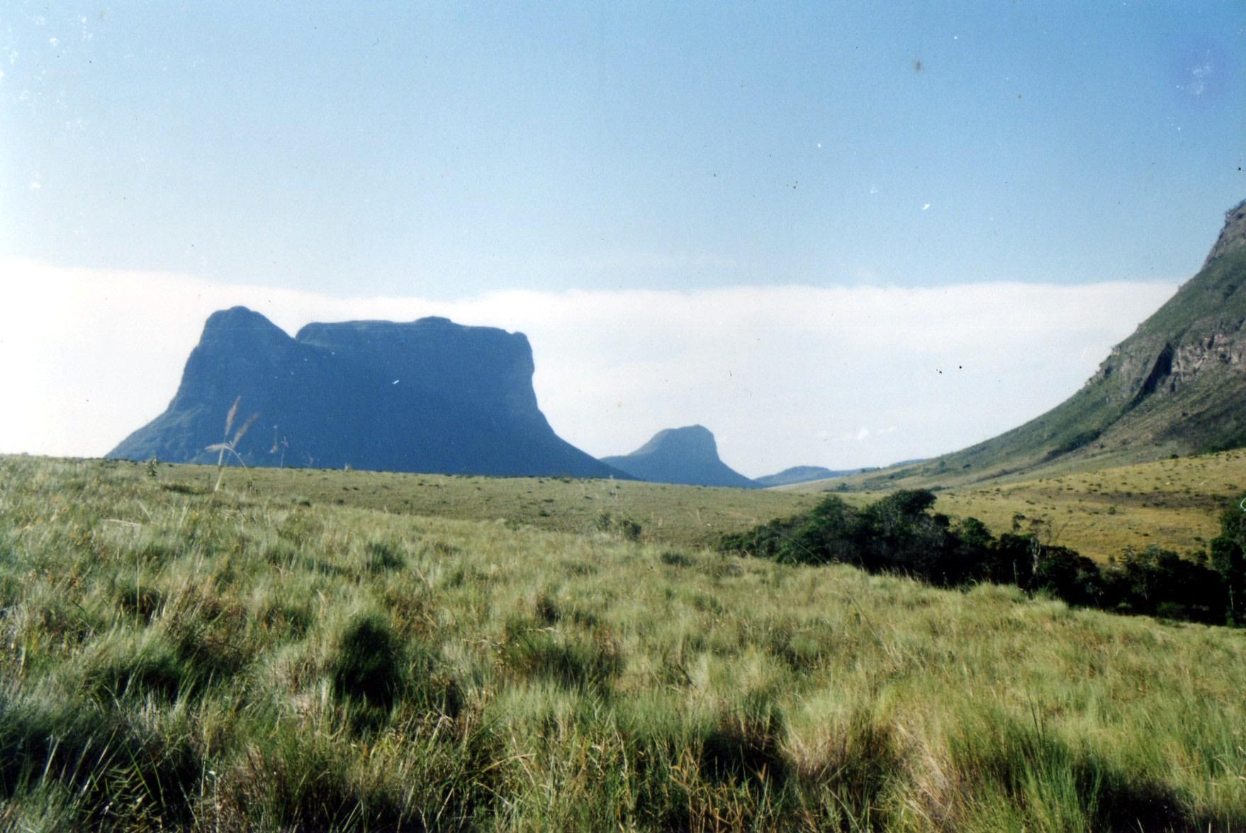 Admire the Green Landscape of Chapada Diamantina