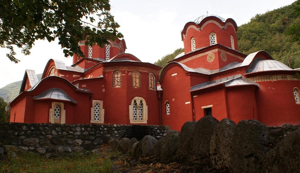 Serbian Orthodox Church of Peja