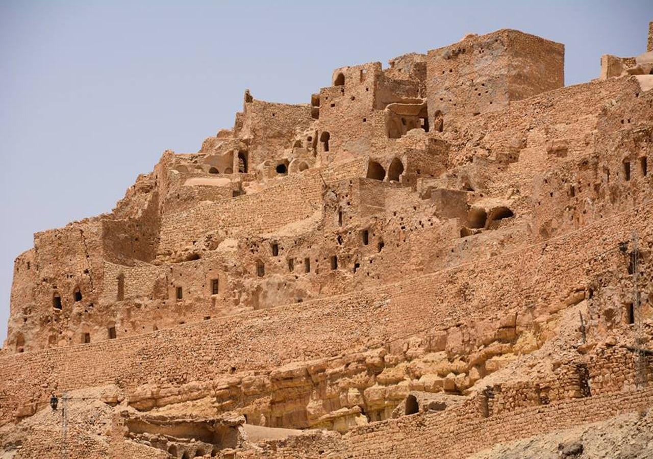 Admire the Ruins at Chenini