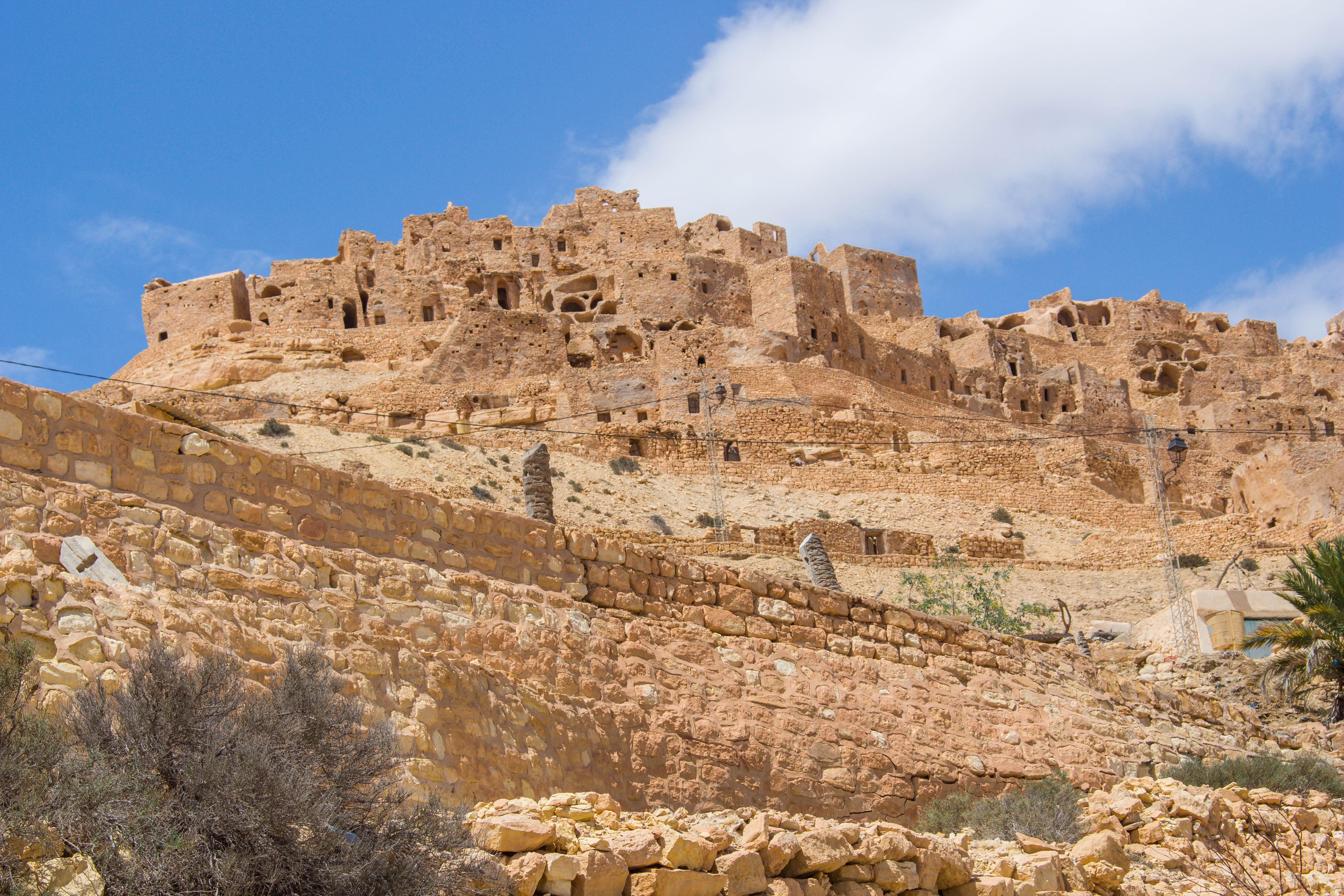 Admire Ancient Houses