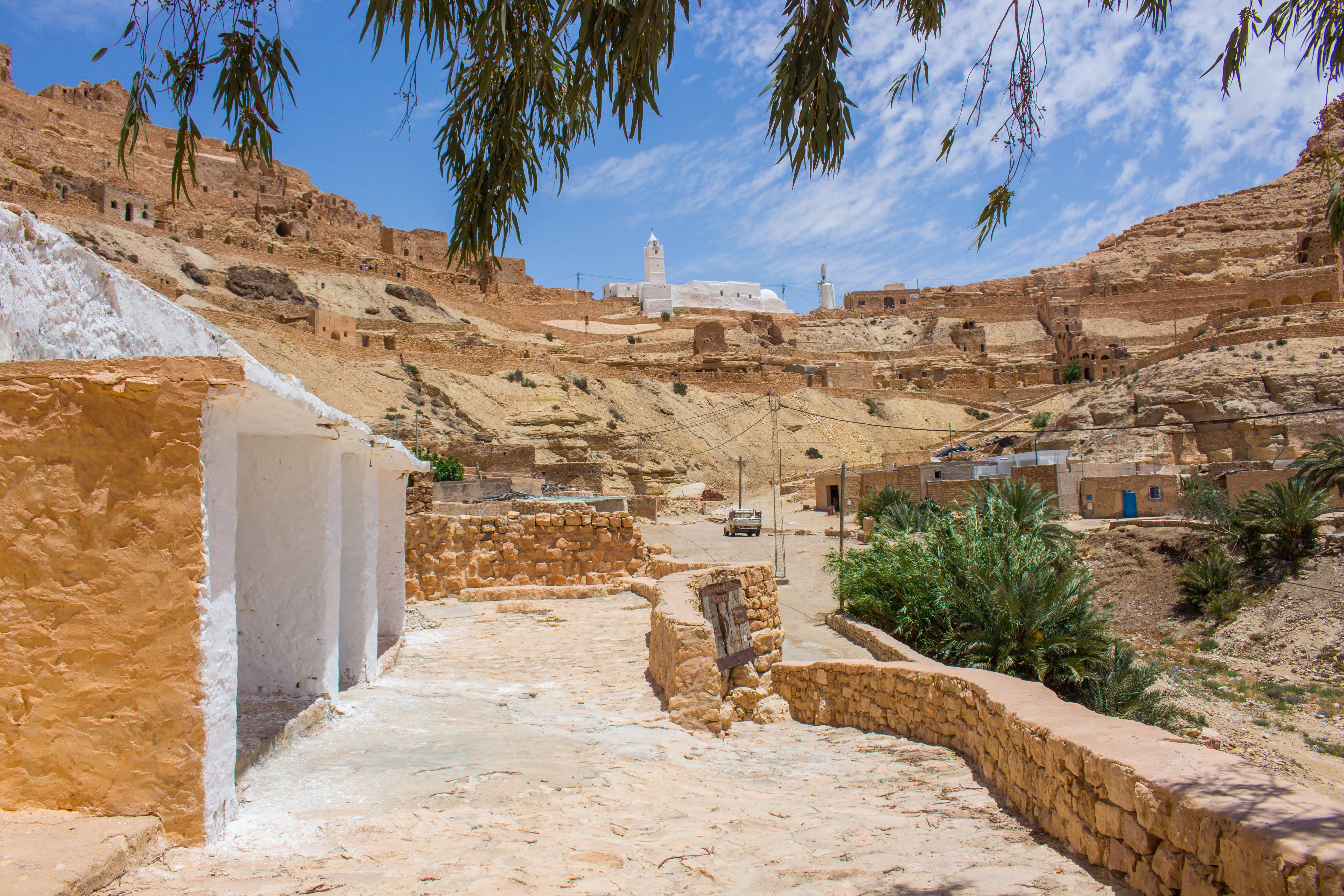 Admire Scenic Views of the Tunisian Landscape