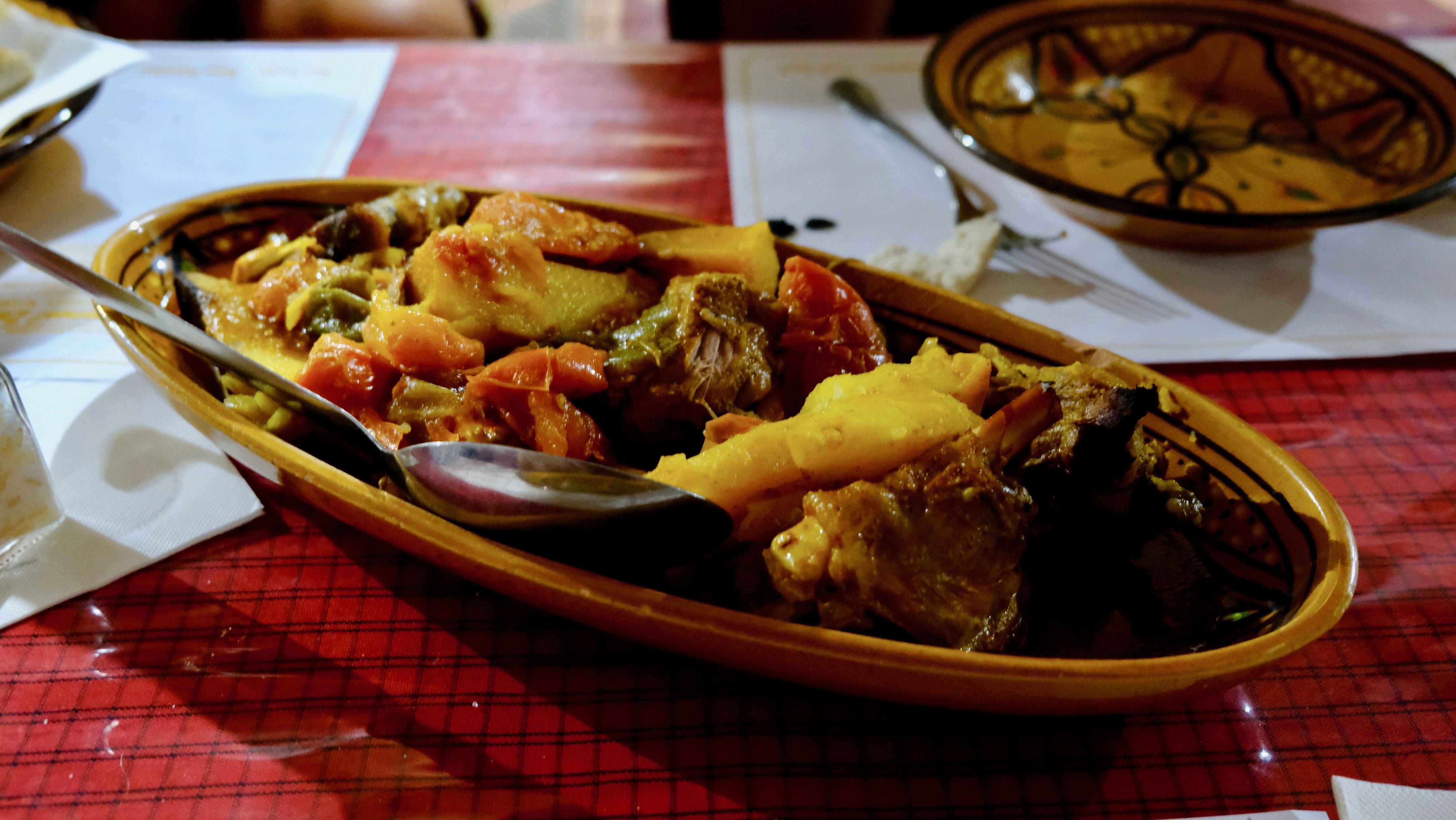 Taste Delicious Tunisian Food