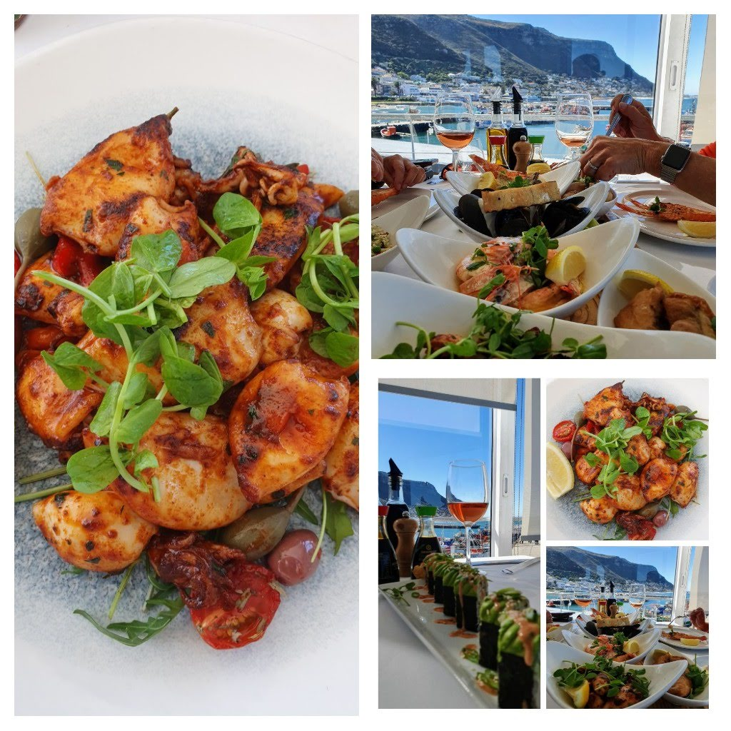 Enjoy the fresh flavours of South African dishes