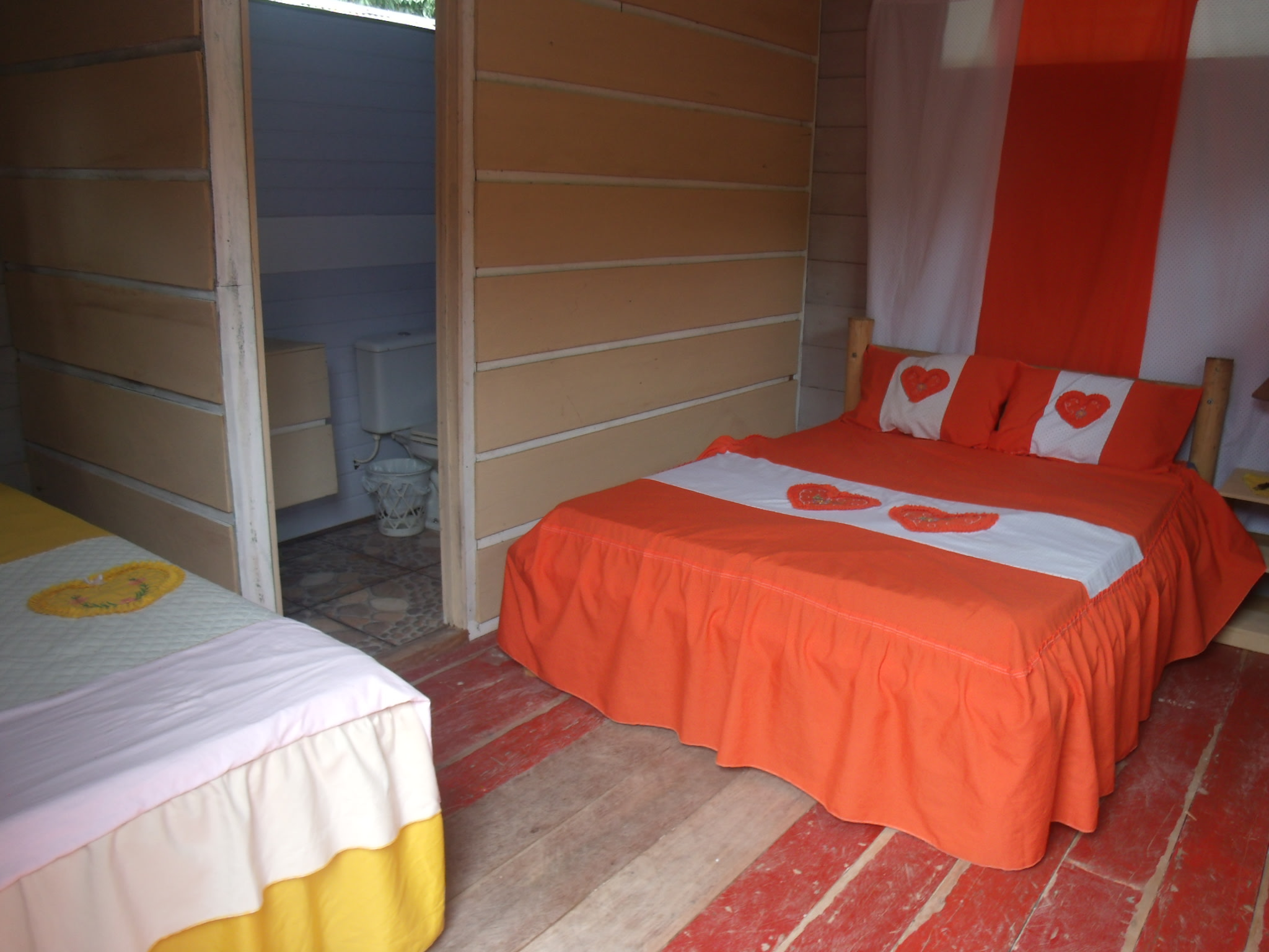 Comfortable accommodation at Camp Cottage Lodge at Camp Cottage Lodge