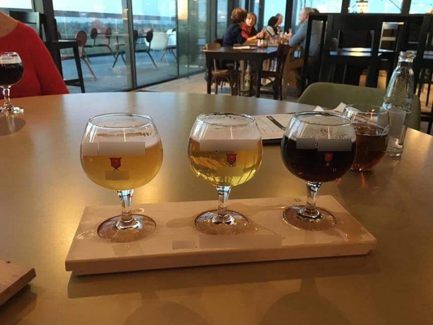 Taste Local Beers In Belgium