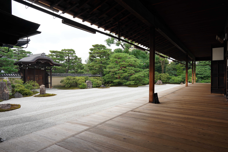 Visit the Kenninji temple