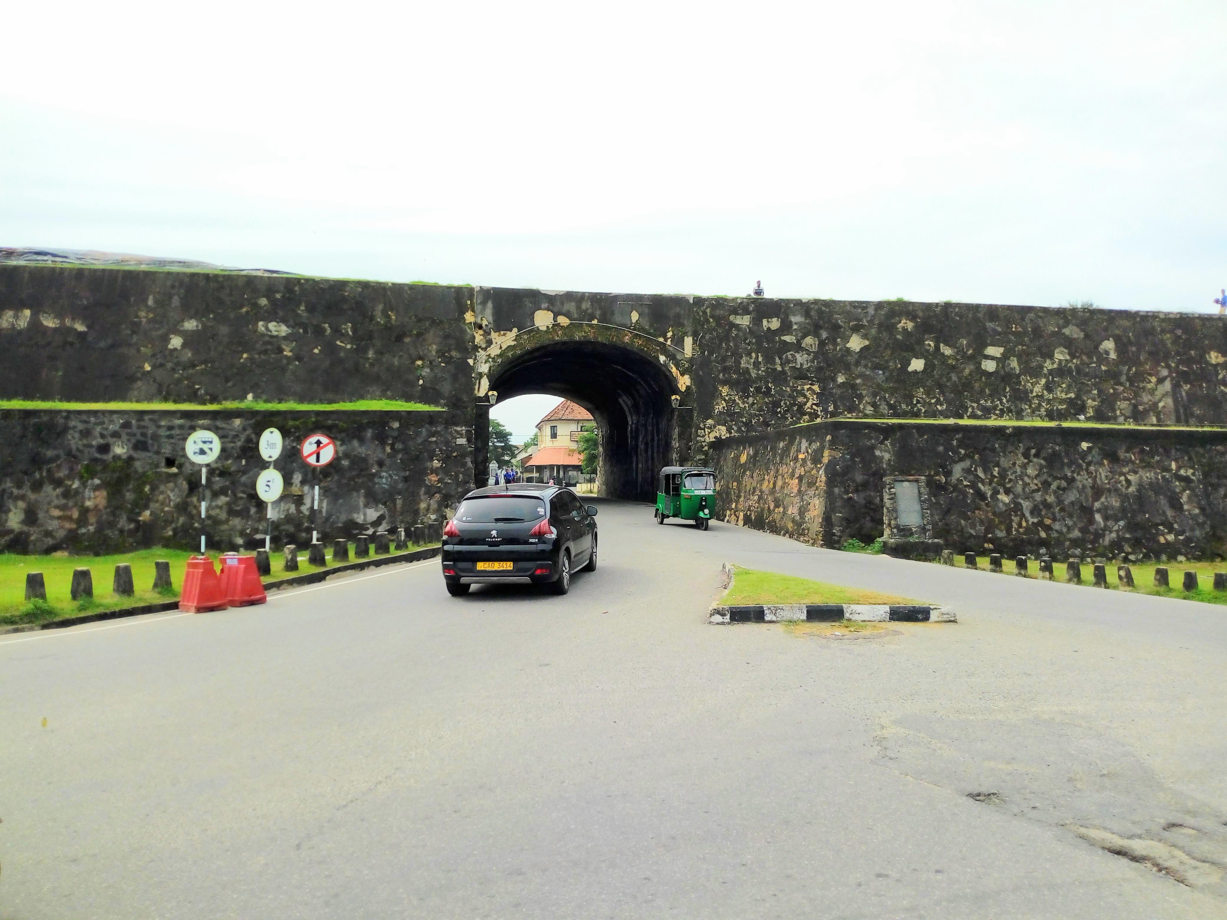 arched highway