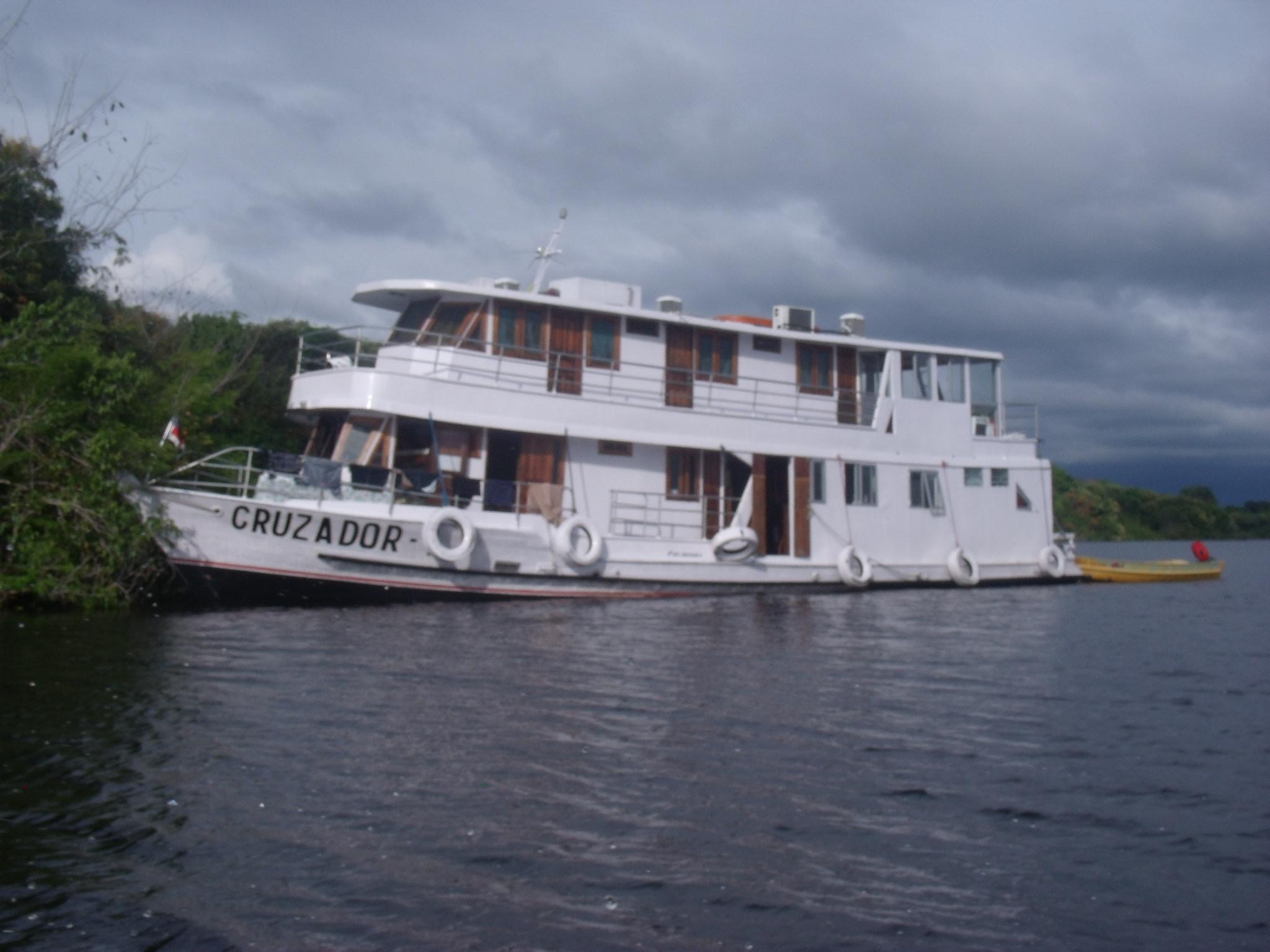 Boat Cruise in Rio Negro