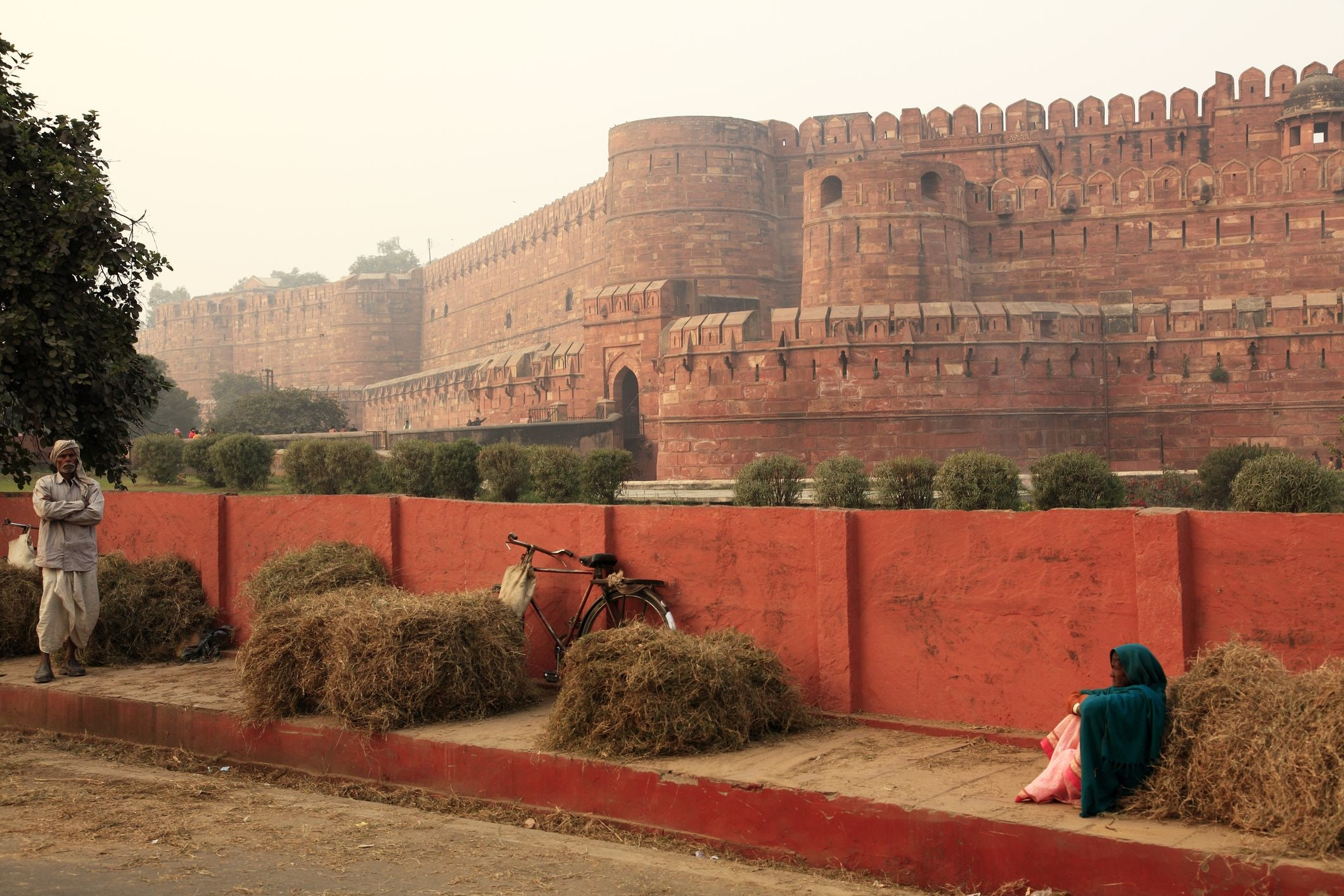 Agra Fort/Red Fort