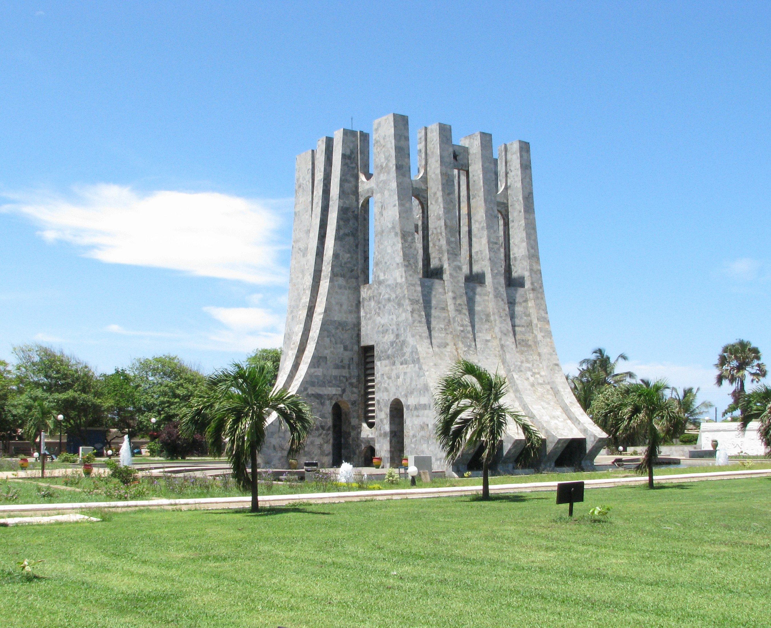 Kwame Nkrumah Mausoleum, Ghana