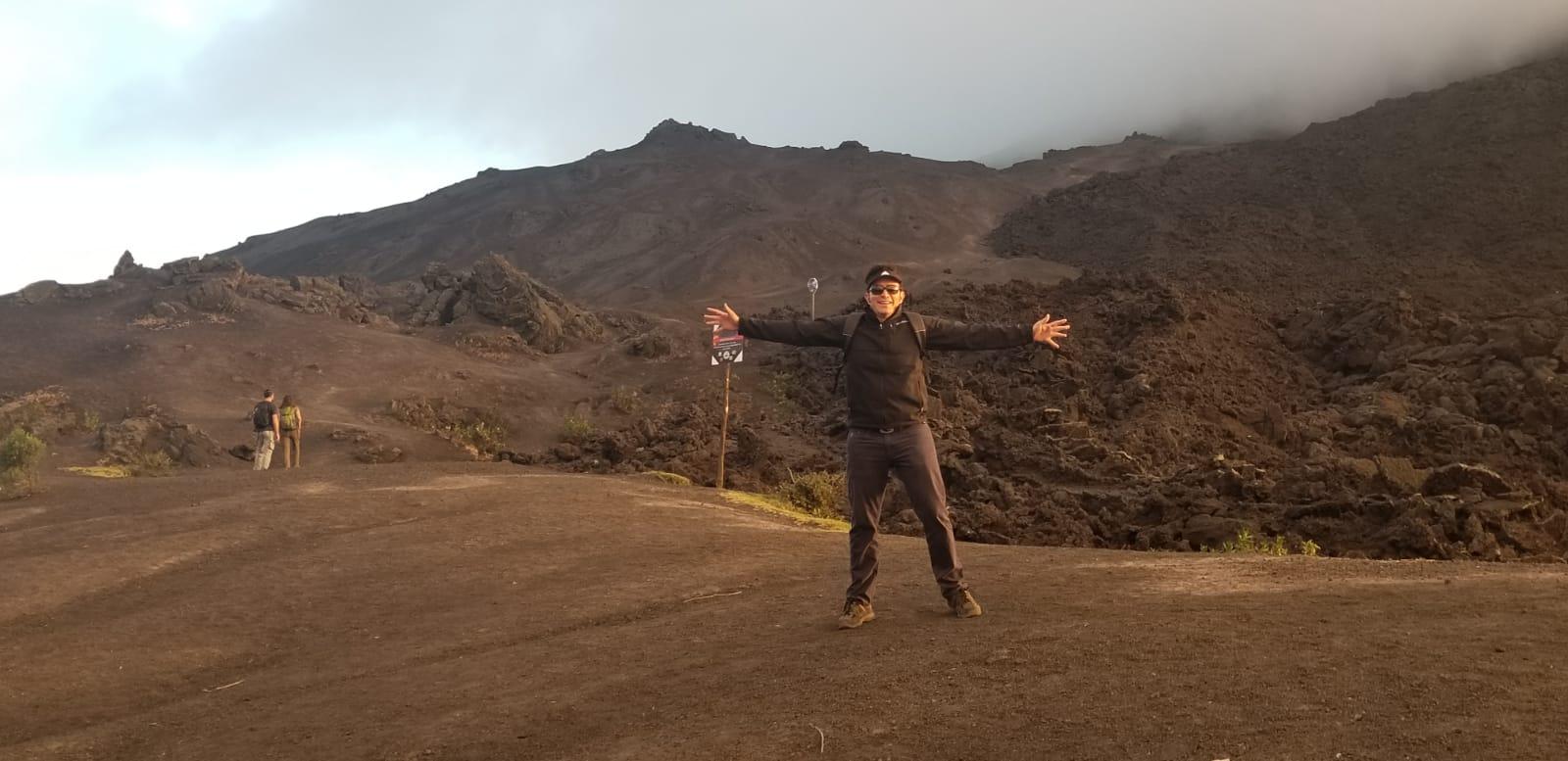 Visit Volcan de Pacaya