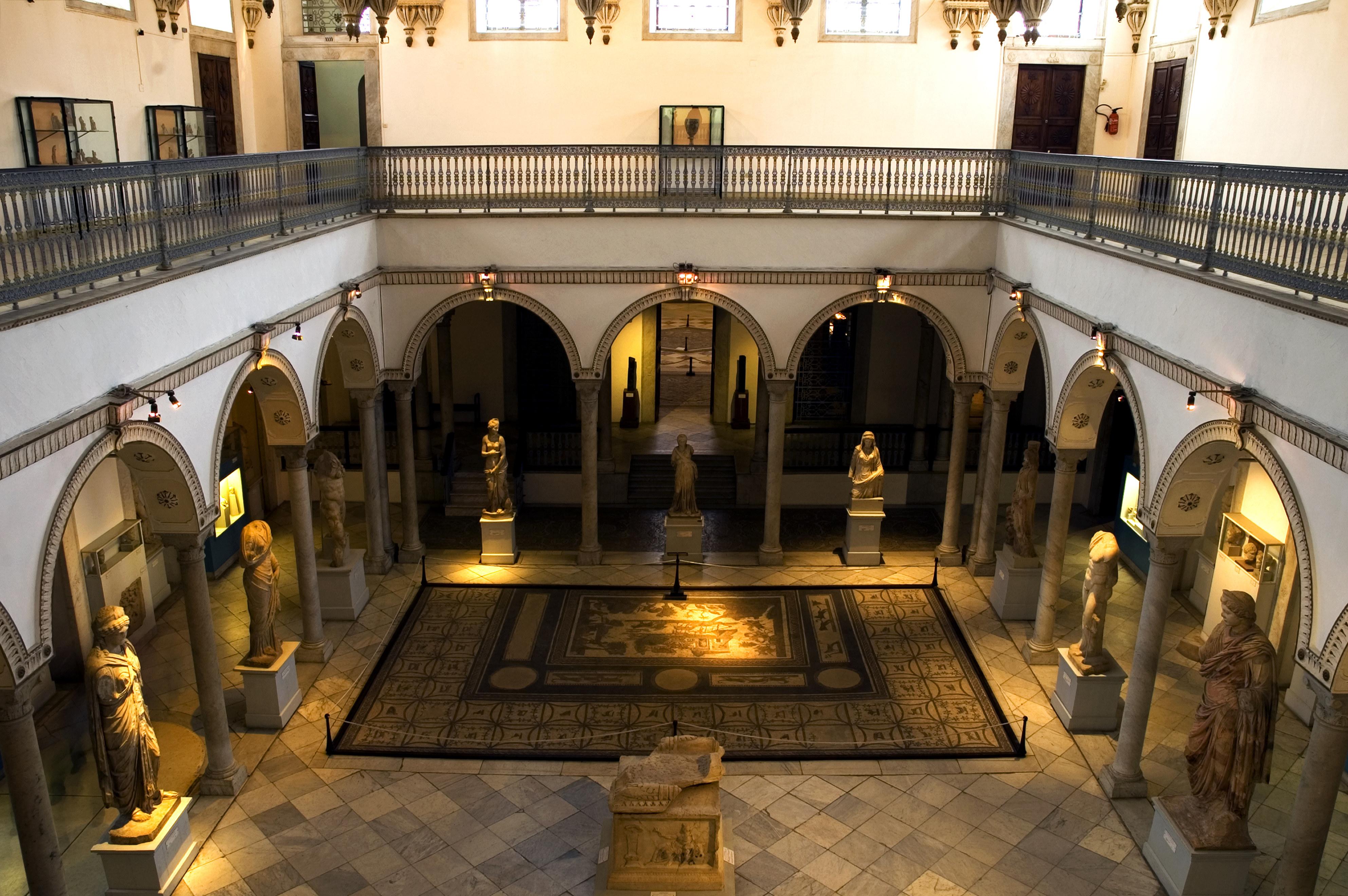 Bardo National Museum, Tunisia