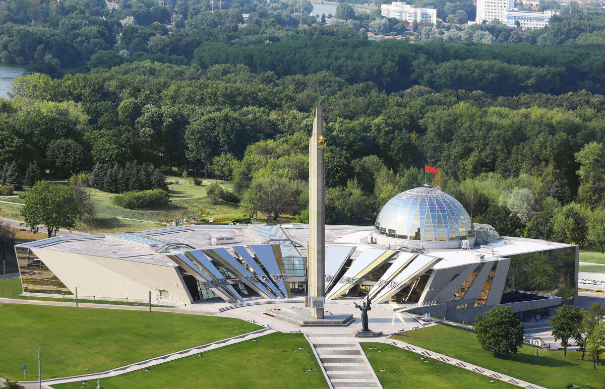 Visit the Belarusian state museum
