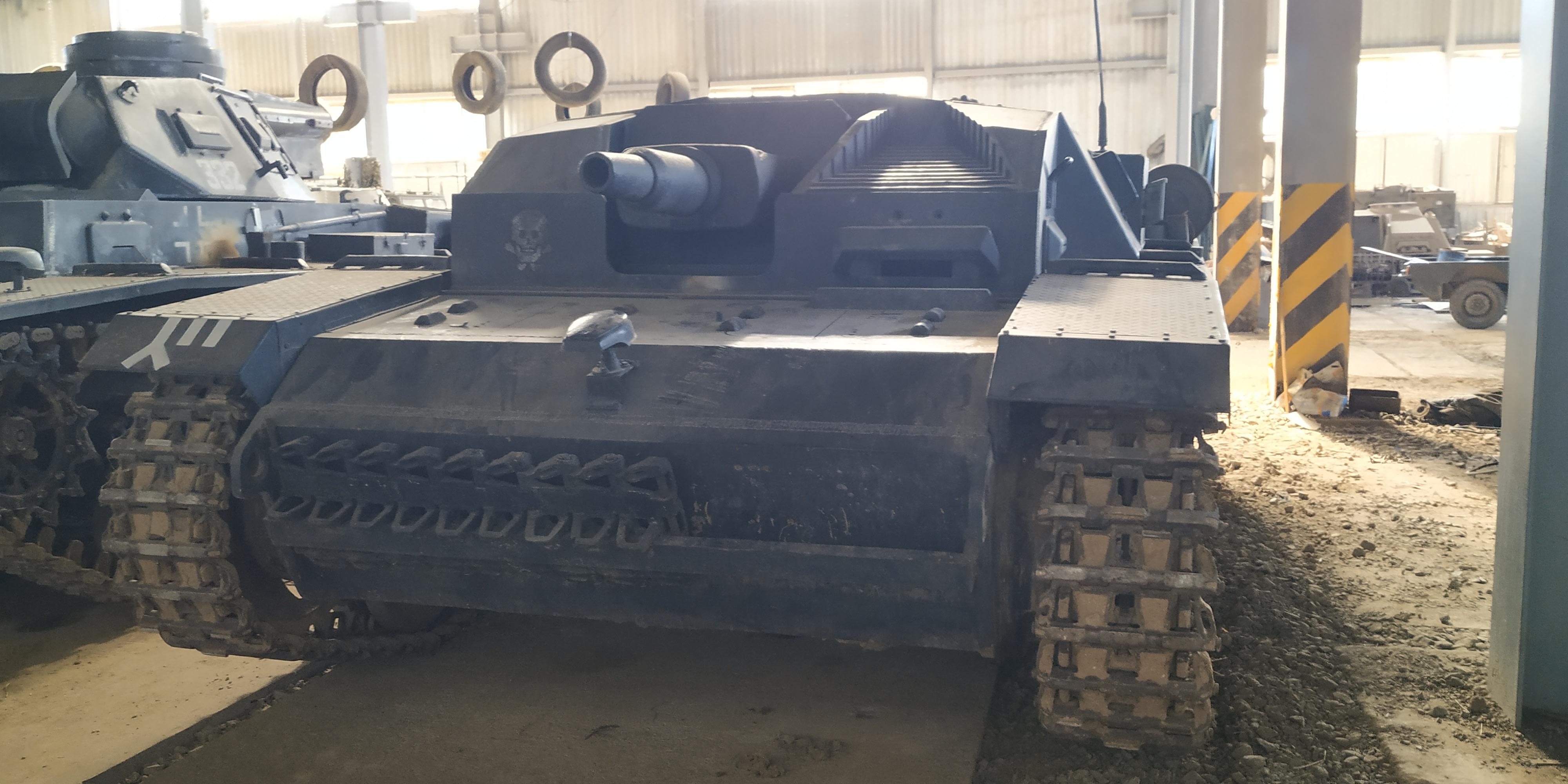 The Churchill Tank Russia