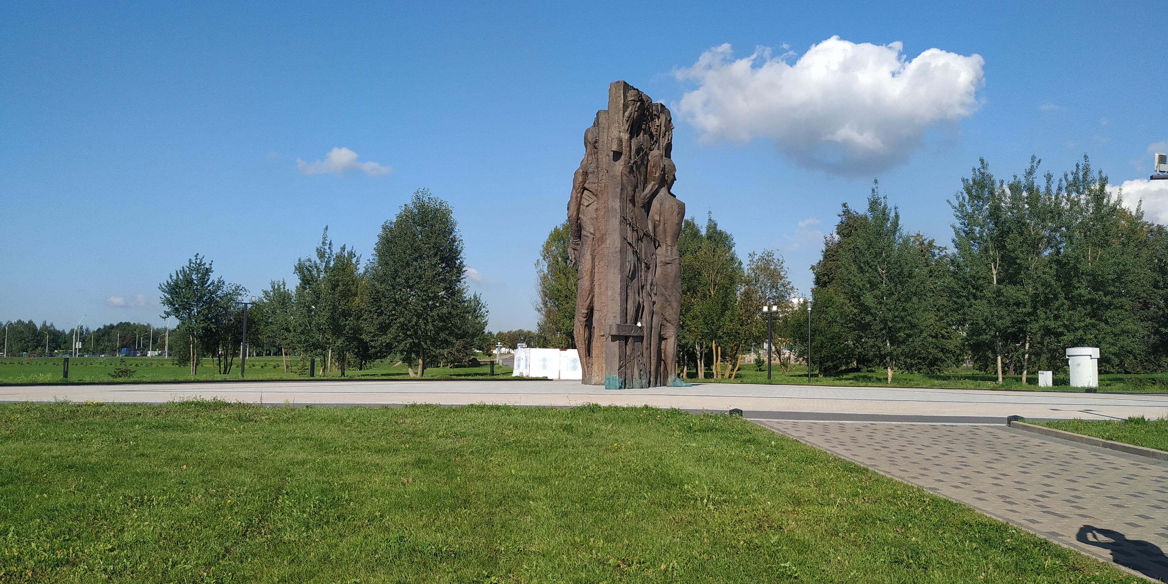 Admire the stunning Memorials