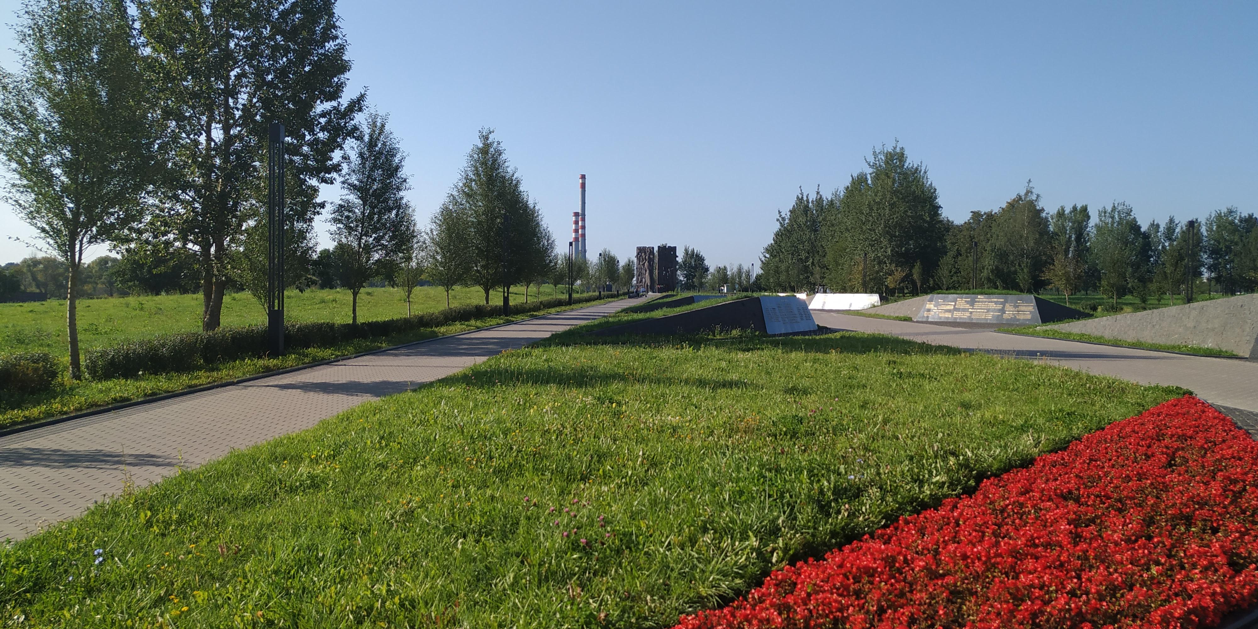 Go to the War Memorial