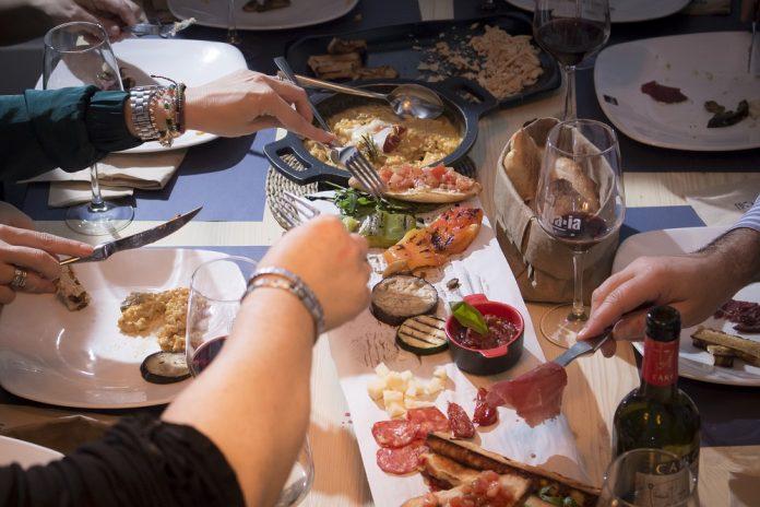 Enjoy a delicious Chilean dinner