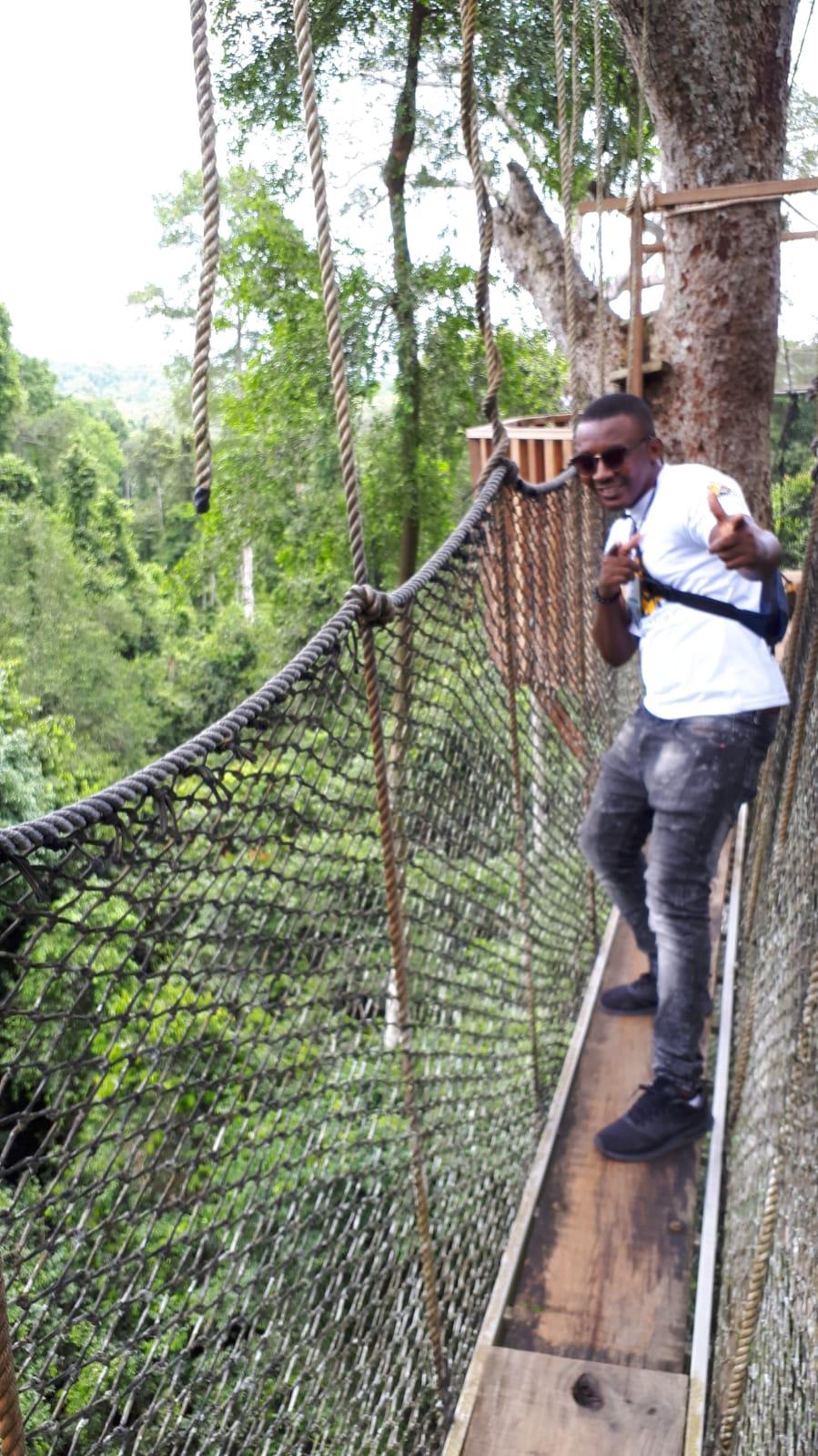 Your Fun Ghanian Tour guide