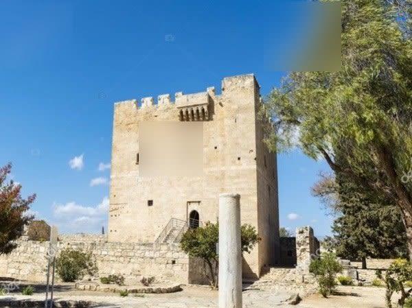 Visit the Kolossi Castle