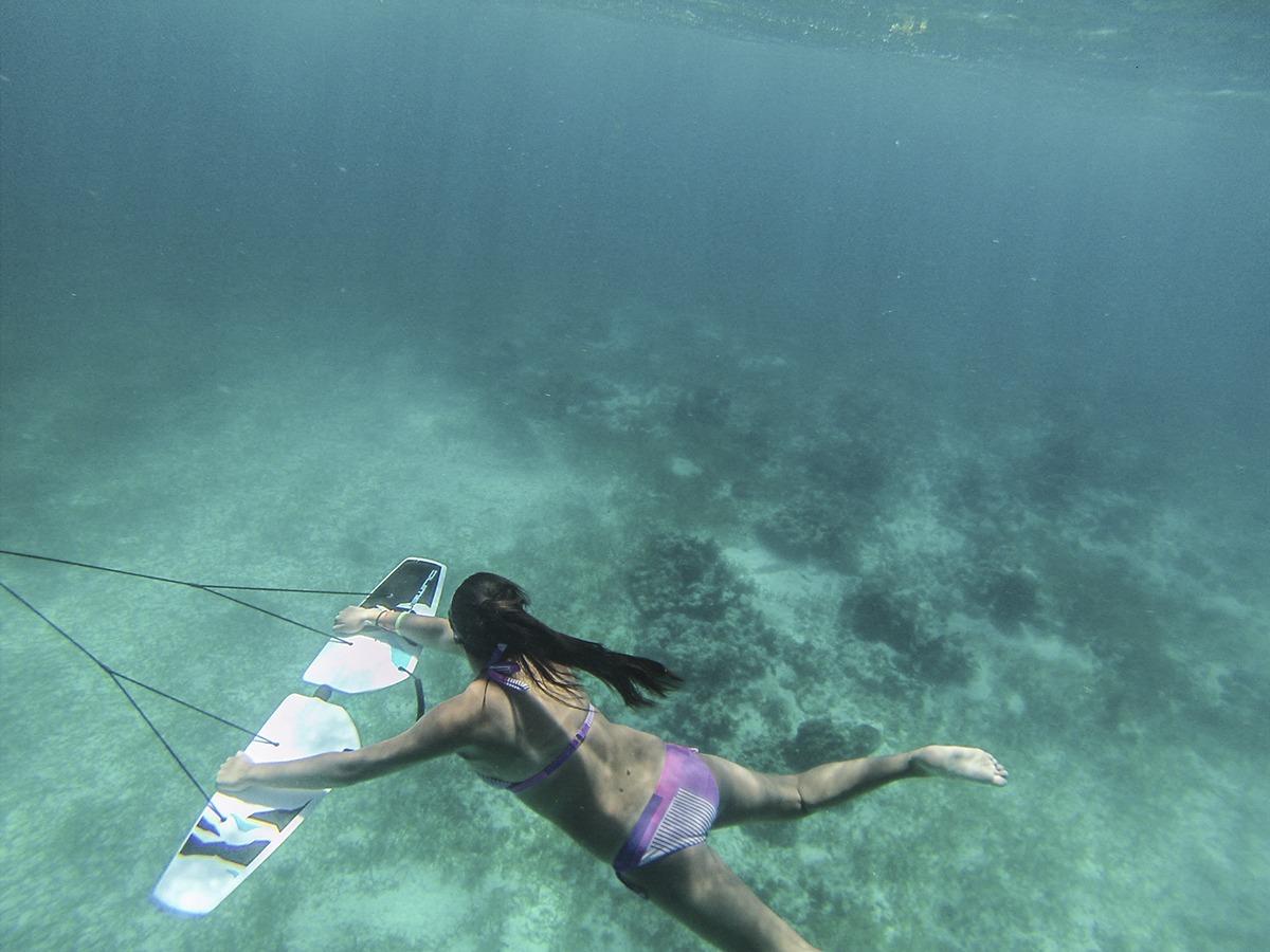 Subwing Snorkelling