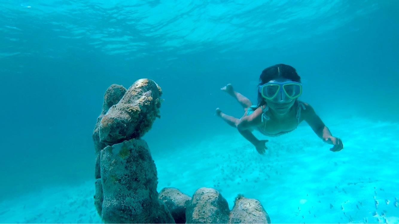 Snorkel in Isla Mujeres