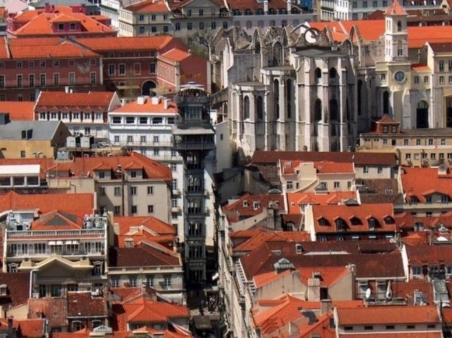 Lisbon City Overview