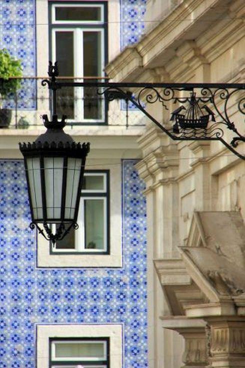 Lisbon City Architecture