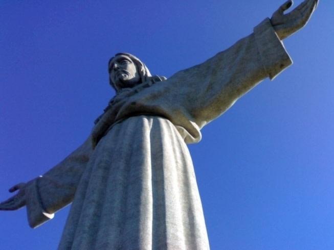 Statue of Christ-Cristo Rei