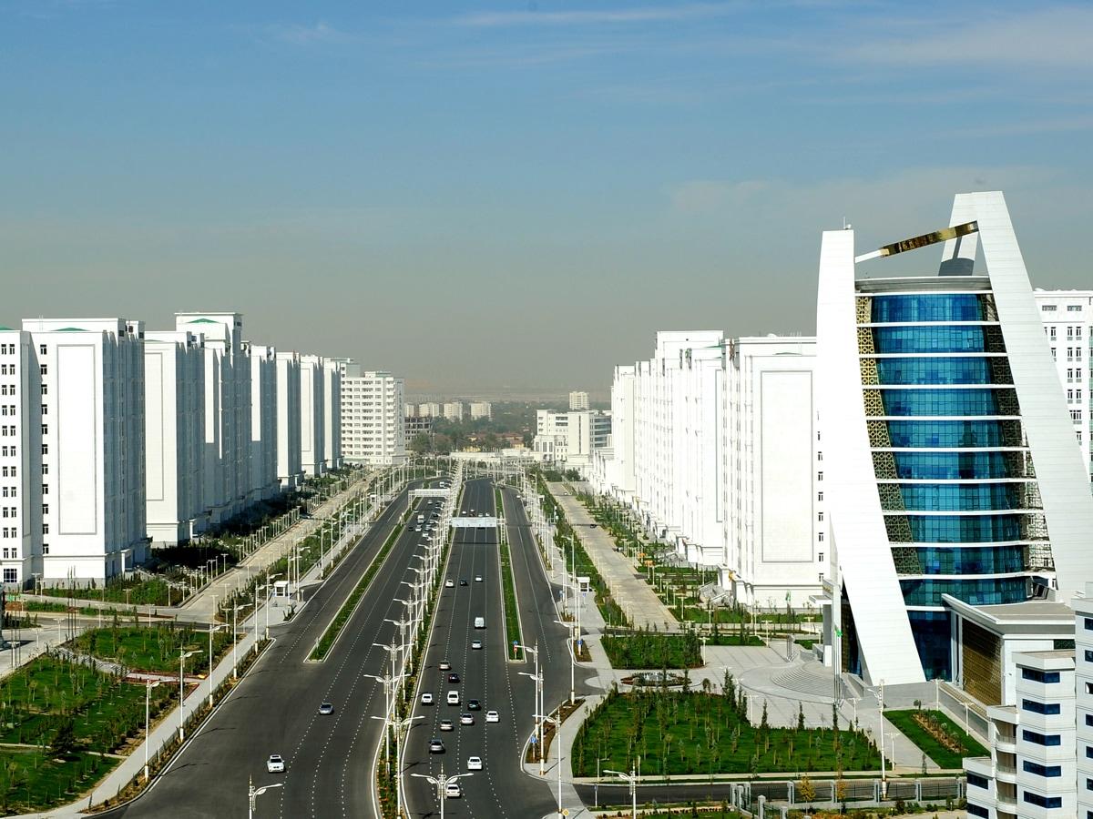 Explore Ashgabat
