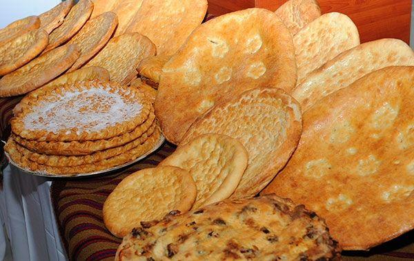 Enjoy Turkmen Cuisine