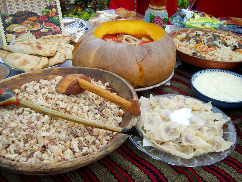 Savour Turkmen Cuisine