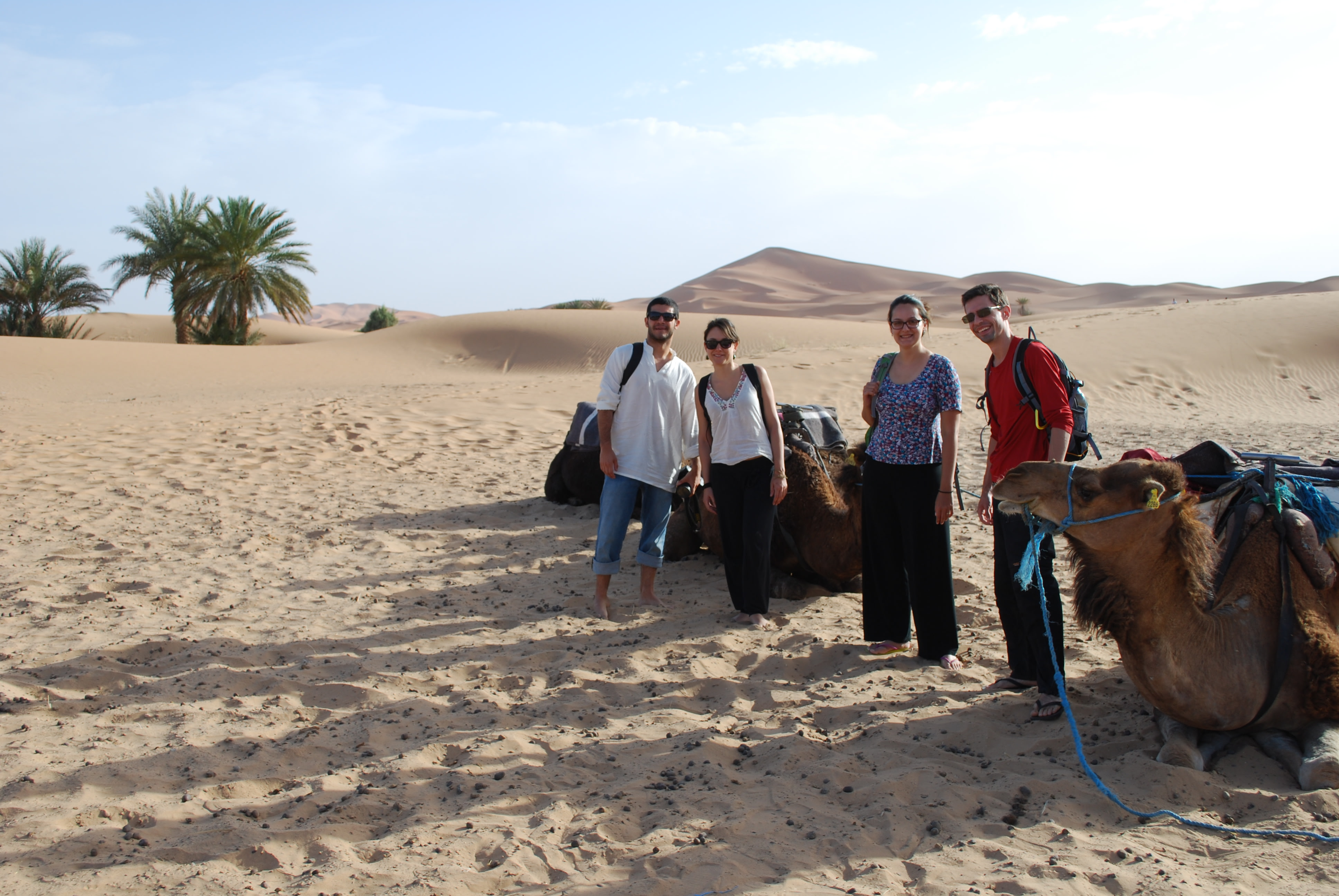 Tour from Fes to Marrakech 5 Days