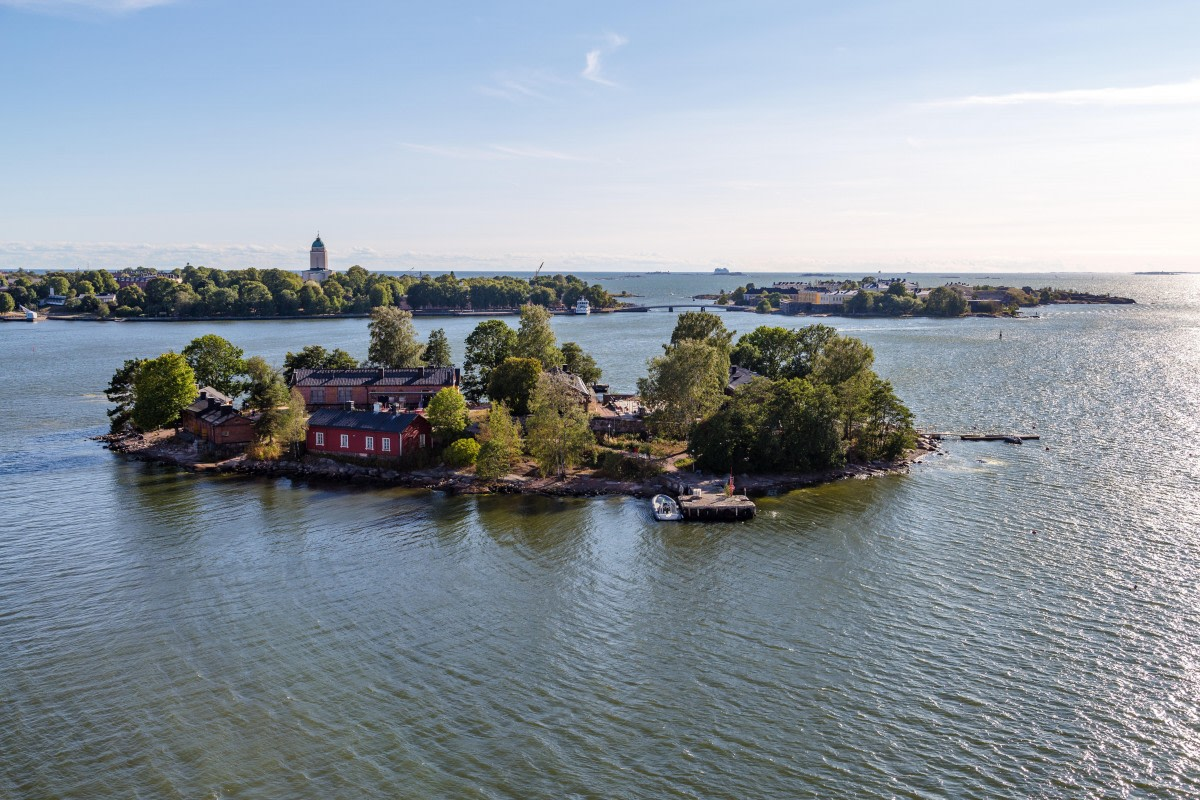 Islands Around Helsinki