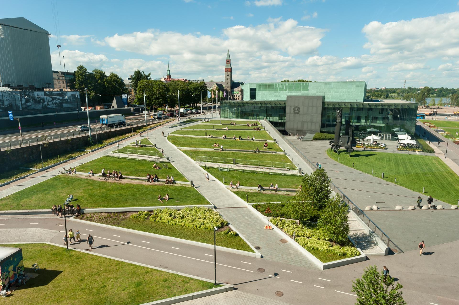 Kansalaistori in Helsinki