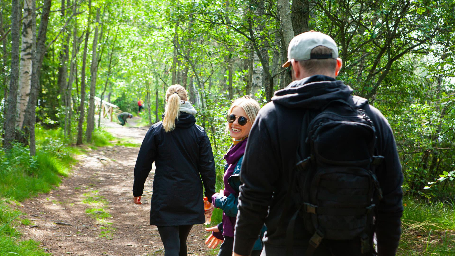 Liesjärvi National Park Day Trip