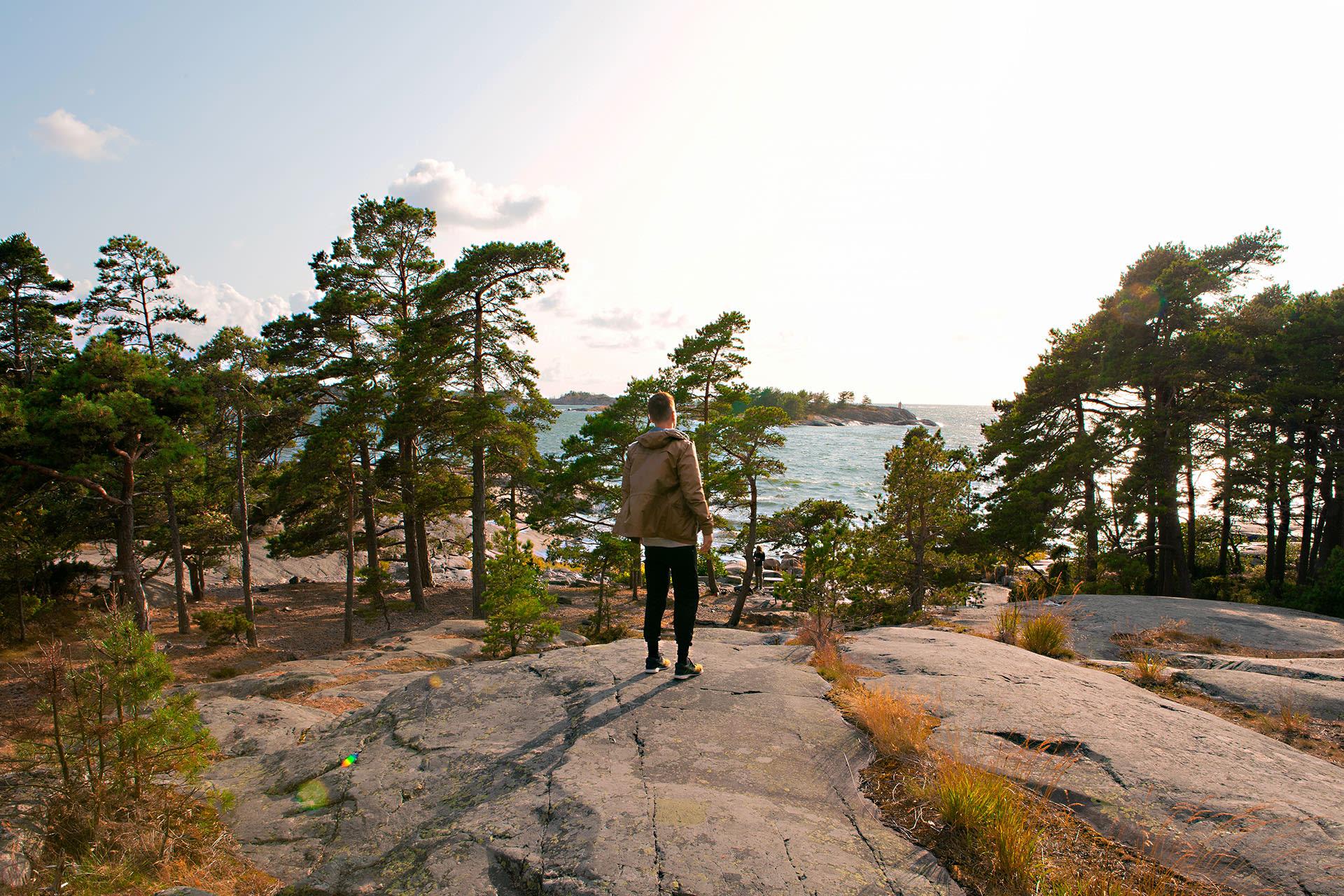Archipelago Excursion in Porkkala Peninsula
