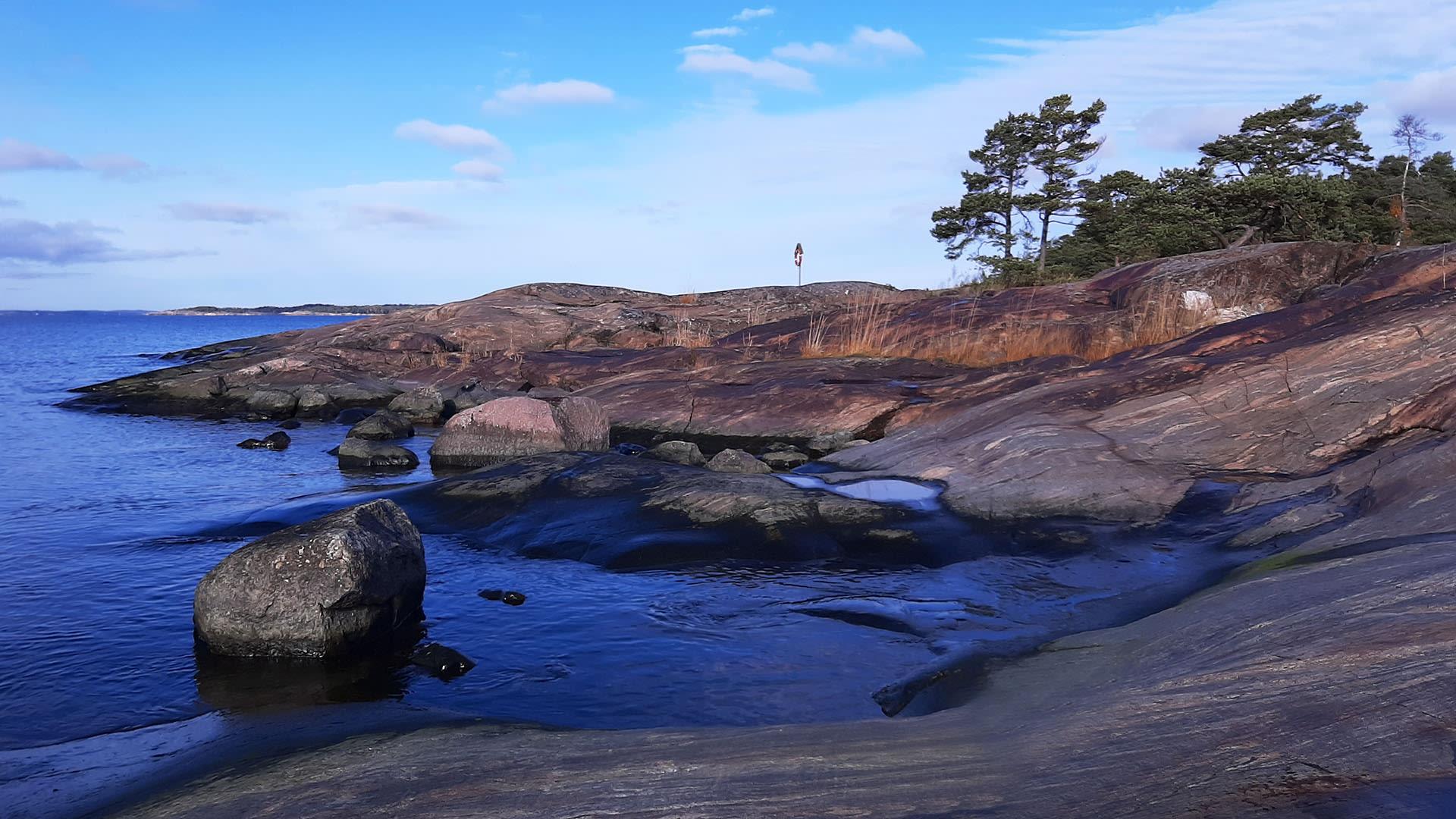 Baltic Sea in Finland