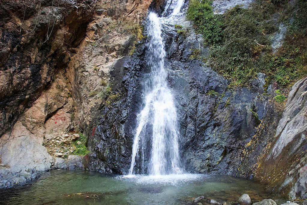 Trek to the Waterfall