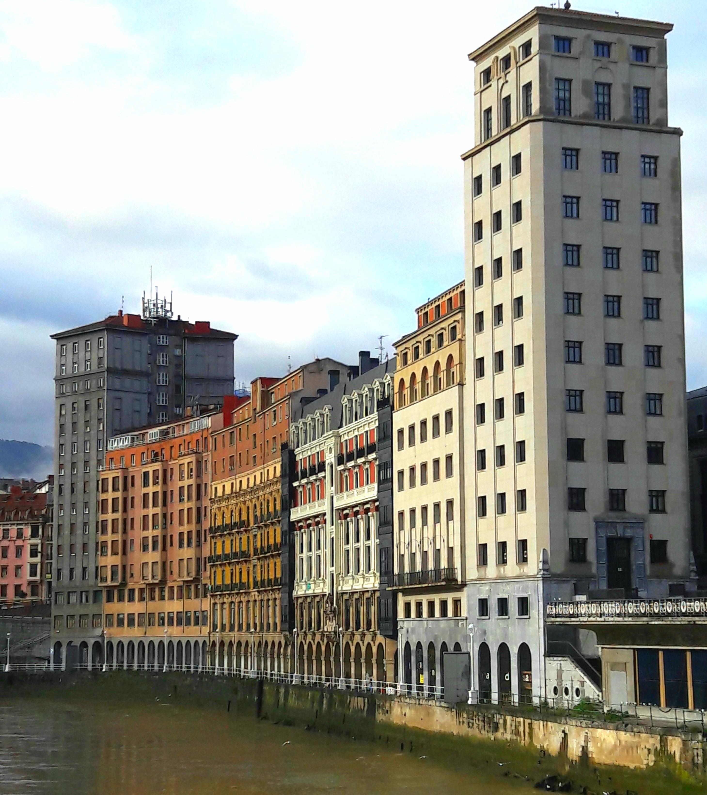 Bilbao's City Architecture