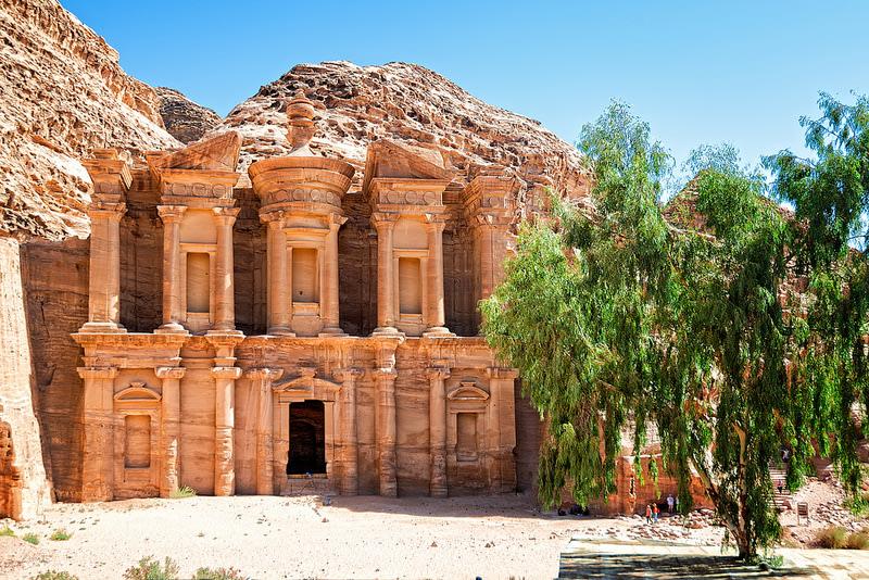 Monastery Al Deir