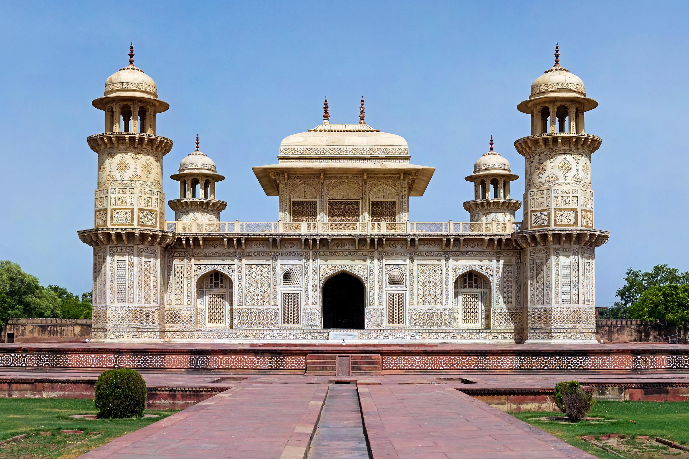 Tomb of Itimad-Ud-Daulah, Agra