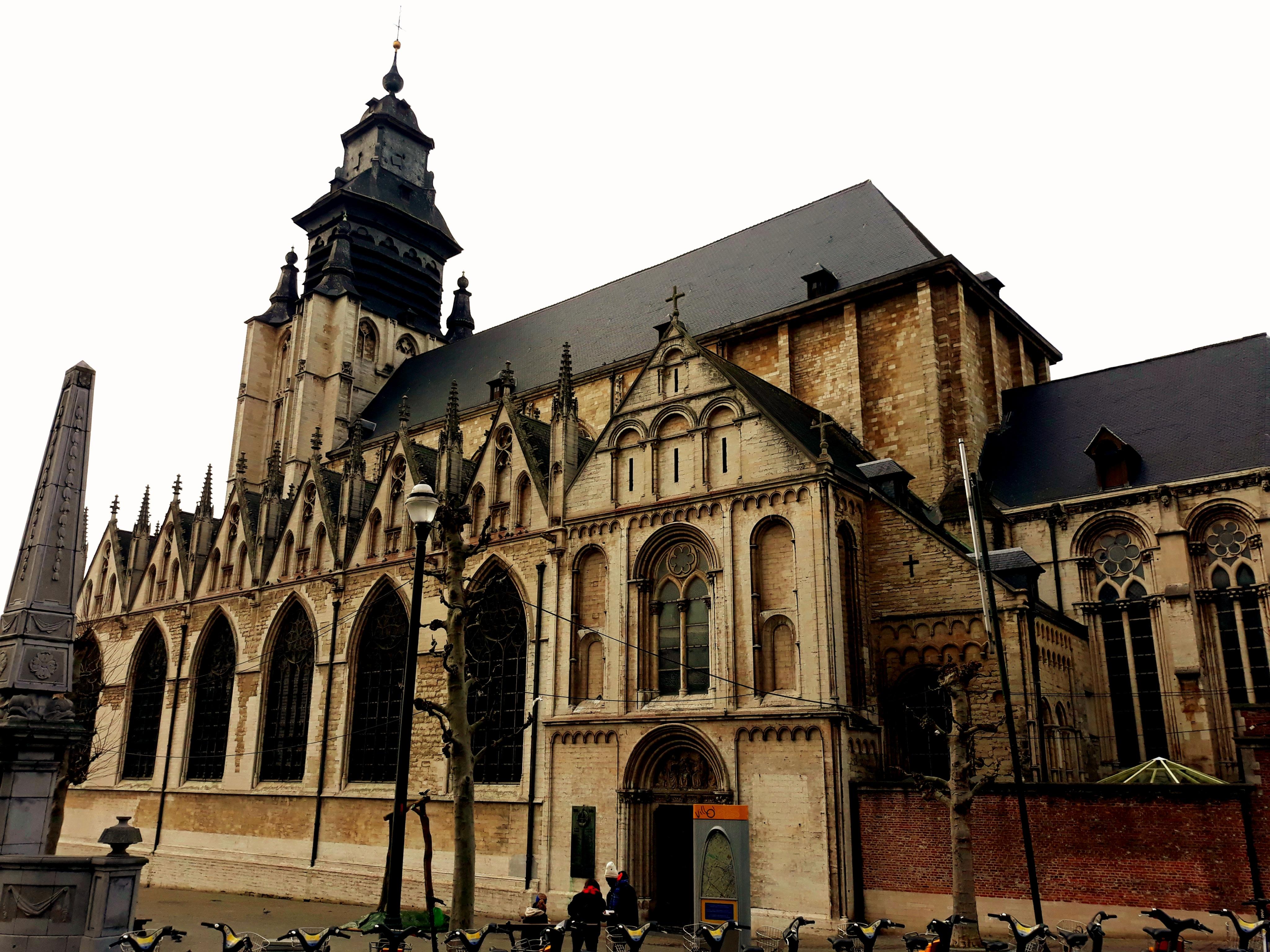 Chapel Church Brussels